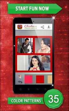 Christmas Photo Editor screenshot 6
