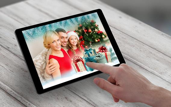 Christmas Photo Frames poster