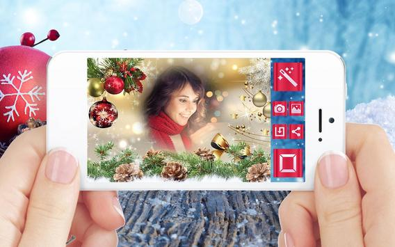 Christmas Photo Frames apk screenshot