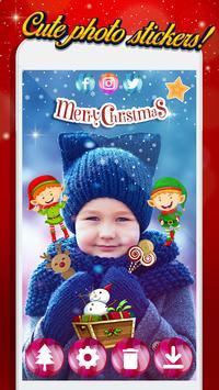 Christmas Photo Stickers screenshot 2