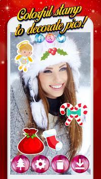 Christmas Photo Stickers screenshot 3