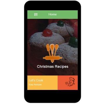 Christmas Recipes poster