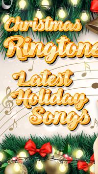 Christmas Ringtones - Notification Sounds & Alarm poster
