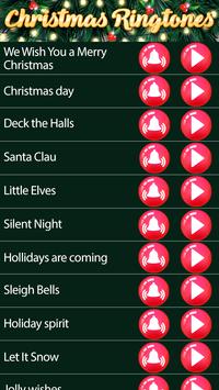 Christmas Ringtones - Notification Sounds & Alarm screenshot 2