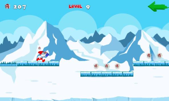 Christmas Santa Claus Run apk screenshot