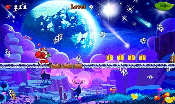 Christmas Santa Run-jump 🎅🏼 screenshot 11