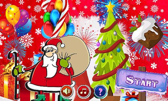 Christmas Santa Run-jump 🎅🏼 screenshot 26