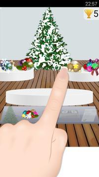 Christmas shopping game poster