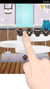 Christmas shopping game screenshot 3