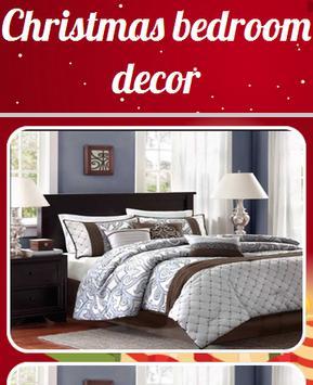 Christmas Bedroom Decor poster