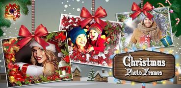 Weihnachten Fotorahmen
