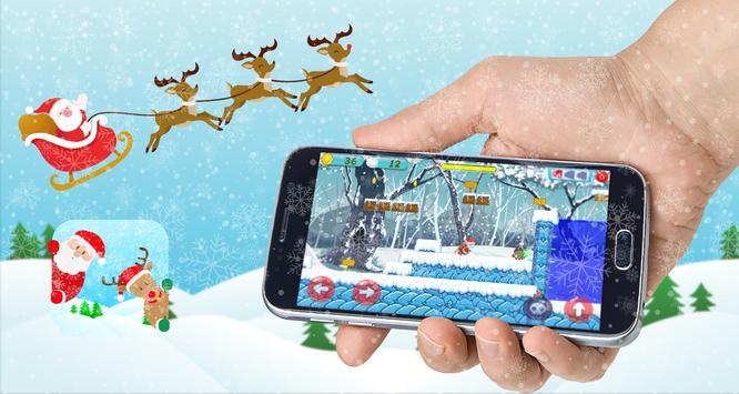 Christmas Adventure: Santa fly apk screenshot