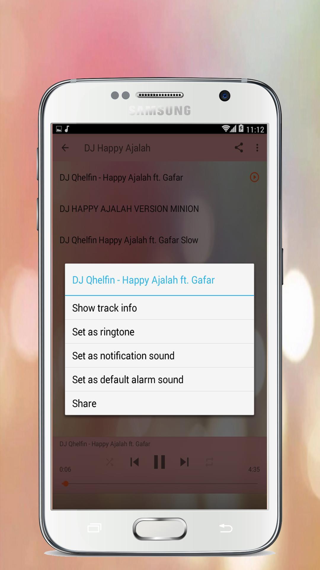 Lagu Dj Happy Ajalah Santai for Android - APK Download