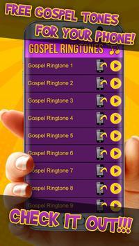 Christian Gospel Ringtones - Free Spiritual Music screenshot 2