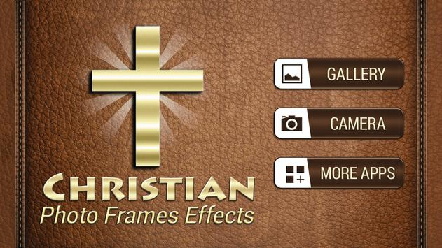 Christian Photo Frame Effects poster