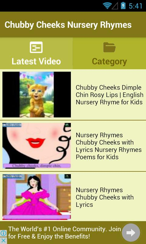 Chubby Cheeks Poem For Android Apk Download