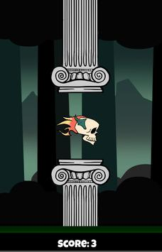 Flappy Skull poster