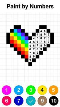 Color by Number SandBox Pixel