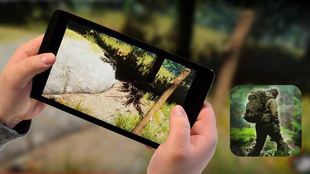 Dangerous Forest: Simulator of Survival screenshot 1