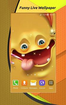 Funny Live Wallpaper screenshot 5
