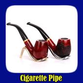 Cigarette Pipe Designs icon