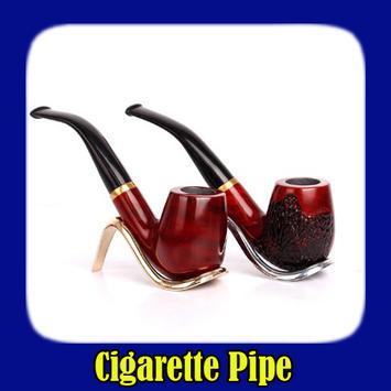 Cigarette Pipe Designs poster