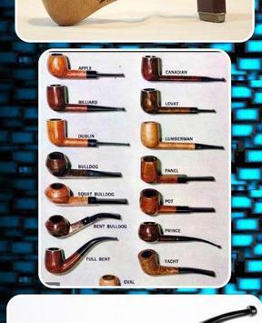 Cigarette Pipe Ideas apk screenshot