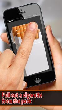 Cigarette Smoking FREE poster