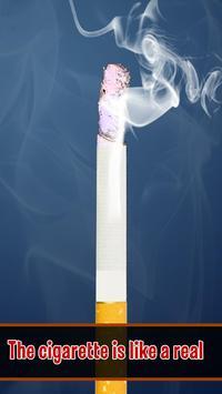 Cigarette Smoking FREE screenshot 1
