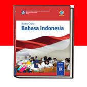 Bahasa Indonesia SMP Kelas 9 Revisi 2018 BUKU GURU icon