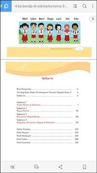 Buku Siswa SD Kelas 3 Tema 3 - Benda Di Sekitarku screenshot 1