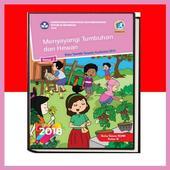 Buku Siswa SD kelas 3 Tema 2 icon