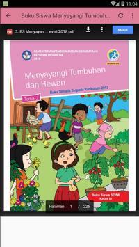 Buku Siswa SD kelas 3 Tema 2 poster