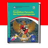 PPKN SMP Kelas 9 Revisi 2018 BUKU GURU icon