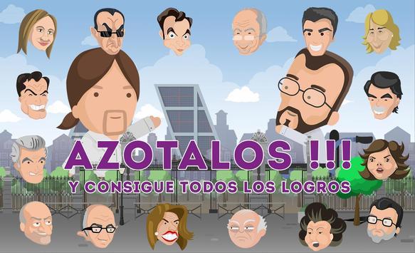 Azota la Casta! poster