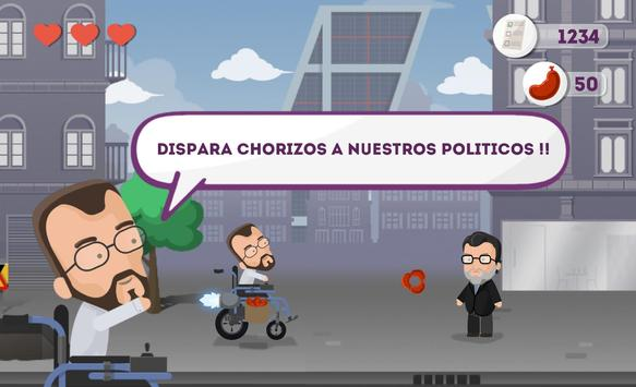 Azota la Casta! screenshot 1