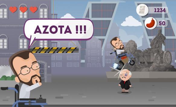 Azota la Casta! screenshot 3