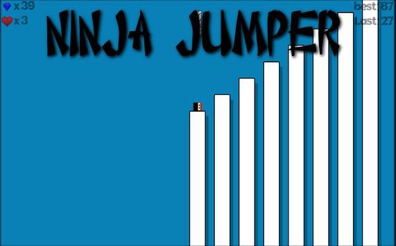 Ninja Jumper apk screenshot