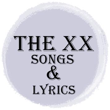 The XX Lyrics poster