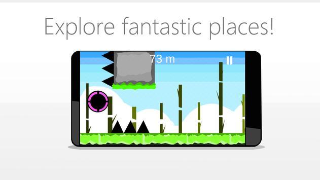 Lubito: X-Axis Runner apk screenshot