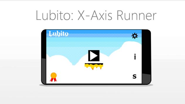Lubito: X-Axis Runner poster