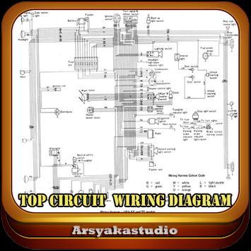 Top Circuit Wiring Diagram 2018 poster