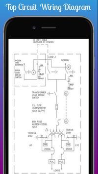 Top Circuit Wiring Diagram 2018 apk screenshot
