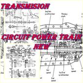 Circuit Power Train Car icon