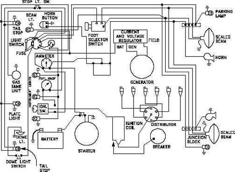 How Forced Air Systems Work additionally Kitchen Sink Drain Plumbing moreover Basic Ammeter Use also Wire Break Sensor Alarm together with GI6i 16689. on basic home wiring diagram