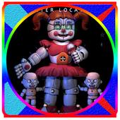 Circus Baby Wallpaper HD icon