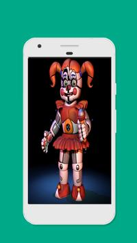 Circus Baby Wallpaper HD poster