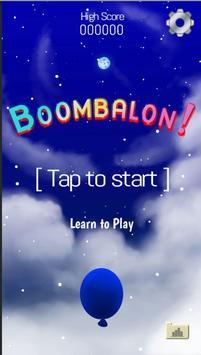 Boombalon Free screenshot 1