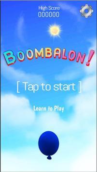 Boombalon Free screenshot 2
