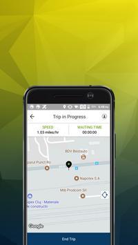 City RIDER Driver apk screenshot